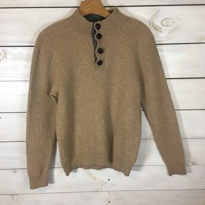 Brooks Brothers | Lambswool Pullover Sweater